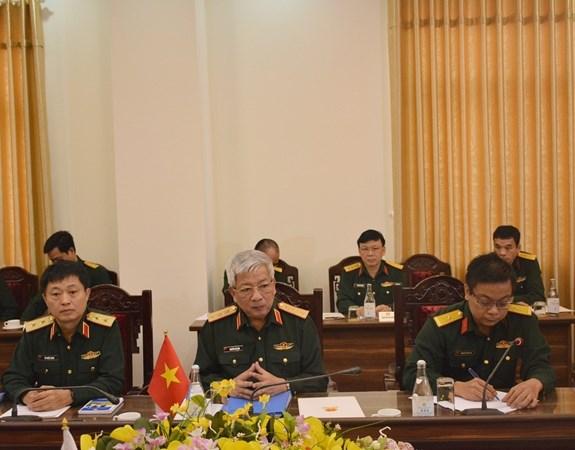 第五次越南-俄罗斯国防战略对话在芽庄市举行 hinh anh 2
