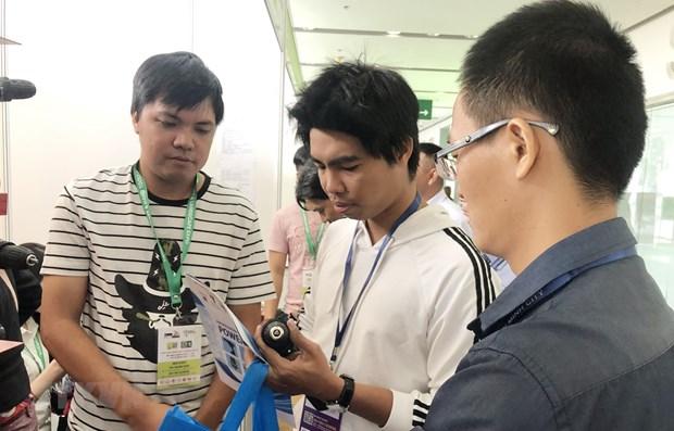 第17届越南国际贸易博览会在胡志明市正式开幕 hinh anh 1
