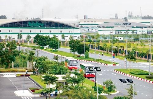 新加坡企业扩大对同奈省投资力度 hinh anh 1