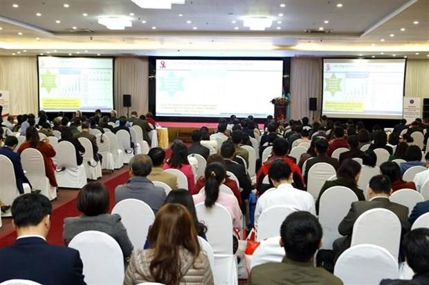 每年越南有万余名艾滋病病毒感染者接受抗逆转录病毒治疗 hinh anh 1