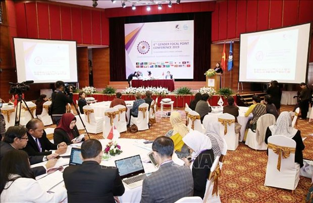 越南的妇女赋权成就获得全球的认可 hinh anh 1