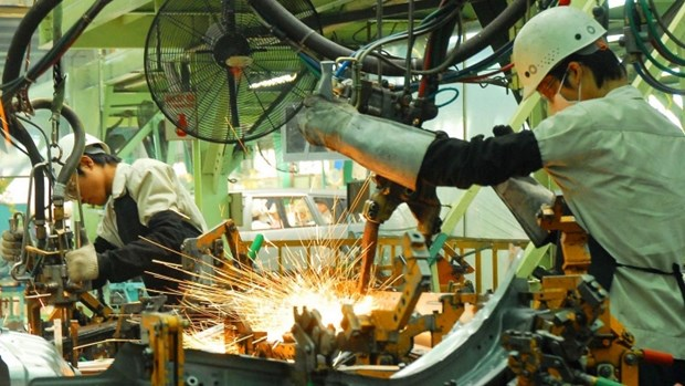 11月份新加坡制造业PMI指数连续七个月处于萎缩状态 hinh anh 1