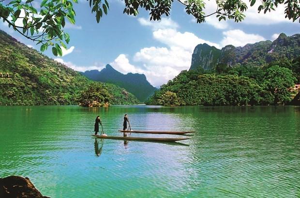 三海湖——东北森林的绿宝石 hinh anh 2