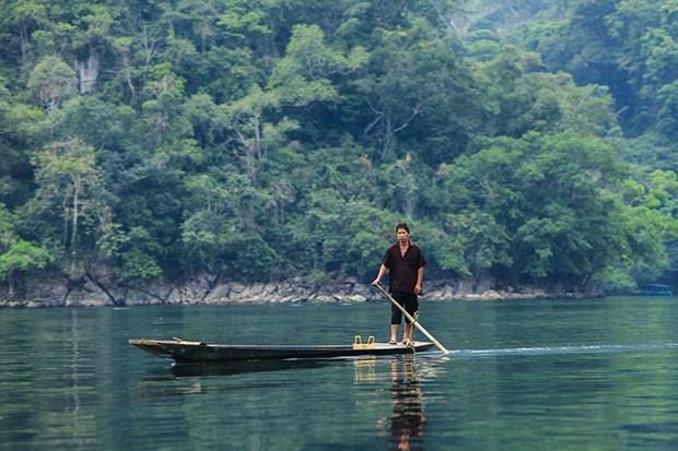 三海湖——东北森林的绿宝石 hinh anh 3