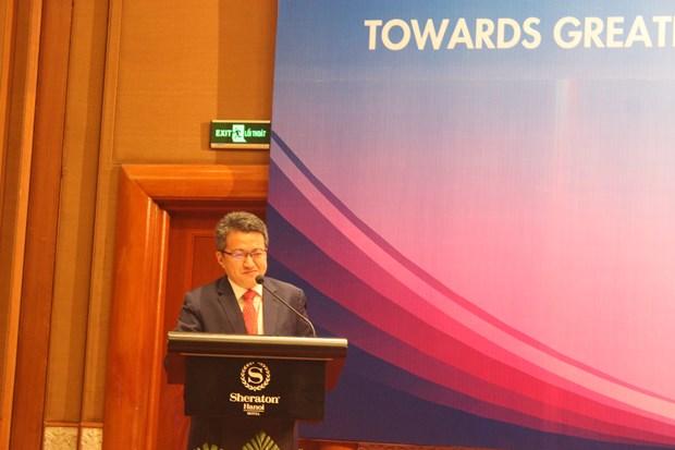 马来西亚国防部副部长:中国要保证中国的崛起不威胁其他国家 hinh anh 1