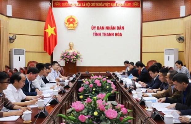 中国香港企业欲在清化省投资8000万美元建设风电厂 hinh anh 1