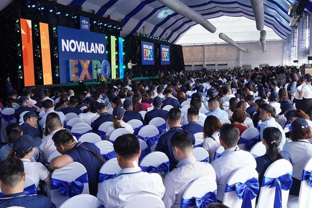 2019年12月Novaland Expo 房地产展销会正式开幕 hinh anh 1