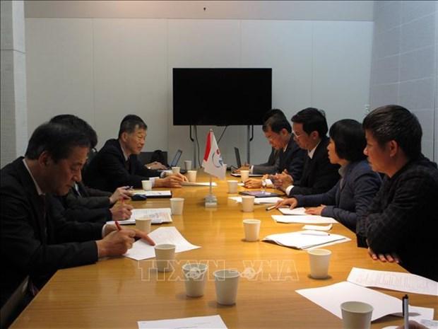 日本愿为越南在自然灾害防治领域提供支持 hinh anh 1