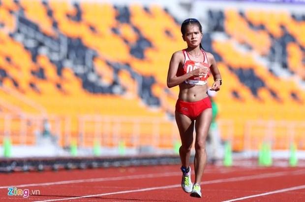 第30届东南亚运动会:网球运动员李黄南为越南队夺回金牌 hinh anh 2