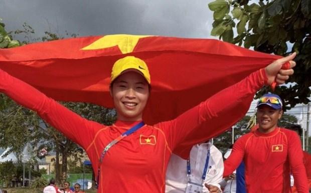 第30届东南亚运动会:越南多个比赛项目摘下金牌 hinh anh 1
