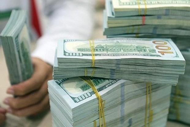 12月6日越盾对美元汇率中间价下调3越盾 hinh anh 1