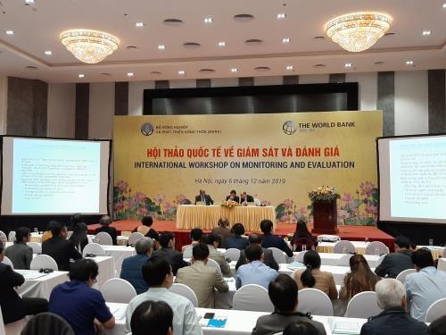 监测与评估国际研讨会在越南举行 hinh anh 1