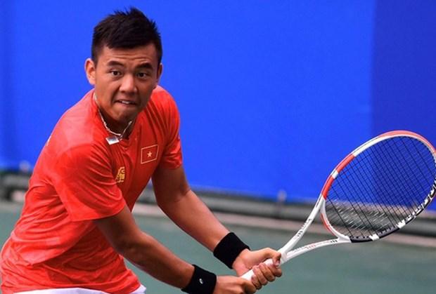 第30届东南亚运动会:网球运动员李黄南为越南队夺回金牌 hinh anh 1