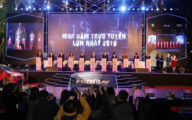2019年最大在线网购日活动正式启动 hinh anh 1