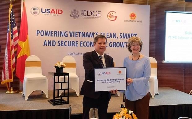 美国和越南加强城市能源安全合作 hinh anh 1