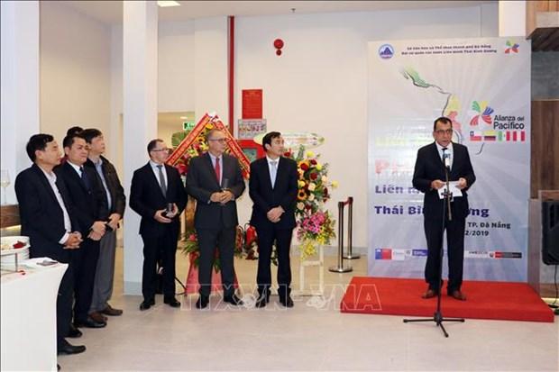 首届太平洋联盟电影节在越南开幕 hinh anh 1