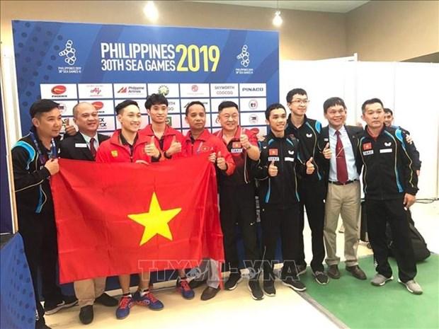第30届东运会:越南体育代表团继续为国争金 hinh anh 1