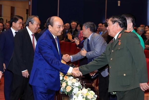阮春福总理:为教育事业的发展尽心尽力 hinh anh 2