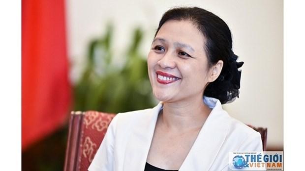 阮芳娥大使:在民间对外事业中发挥核心作用,为建国卫国事业做出贡献 hinh anh 1