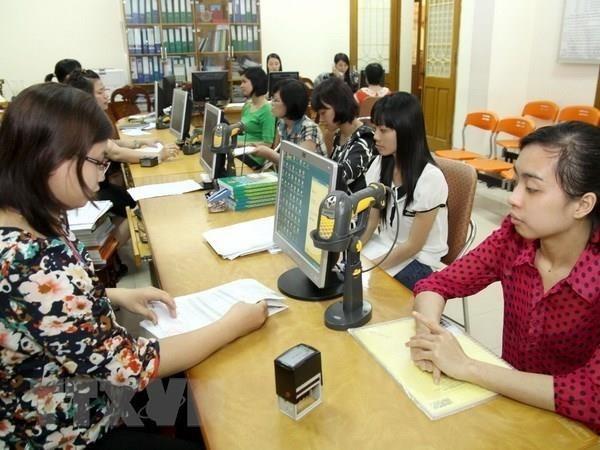 加大党和政府机关中的信息技术应用力度 hinh anh 1