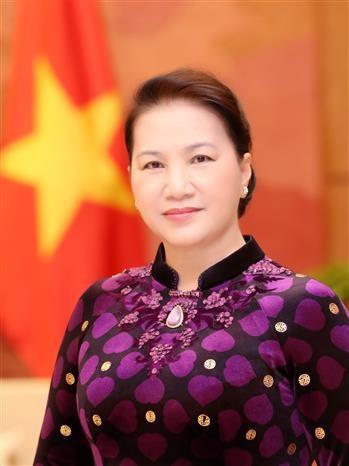白俄罗斯领导期待越南国会主席阮氏金银的到访 hinh anh 2