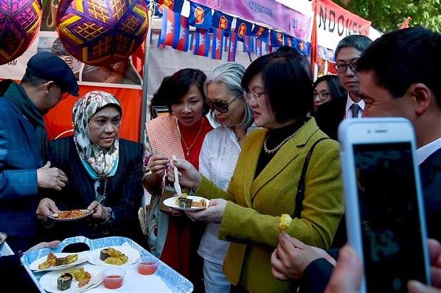 2019年国际美食节在河内举行 hinh anh 2