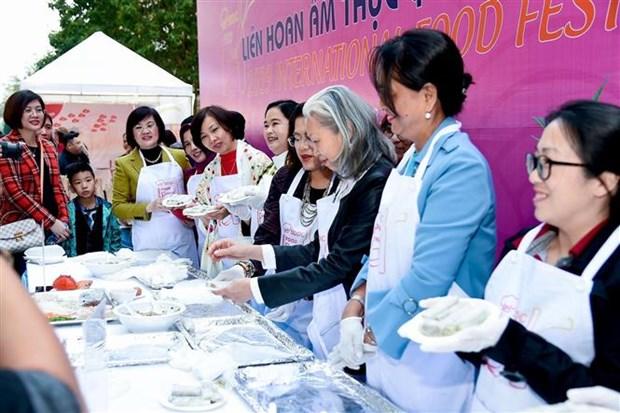 2019年国际美食节在河内举行 hinh anh 1