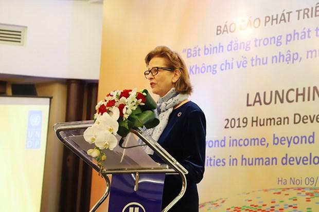 越南在人类发展方面取得许多进步 hinh anh 2