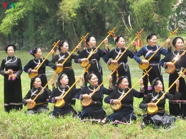 谅山省保护和传承传统民歌 hinh anh 1