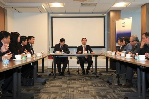 阮文平部长:提升国家治理效能 紧随市场经济趋势 hinh anh 1