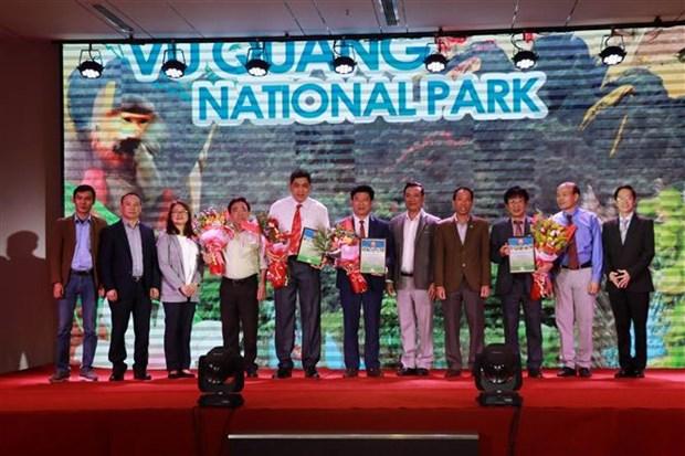 越南再增4个东盟遗产公园 hinh anh 1
