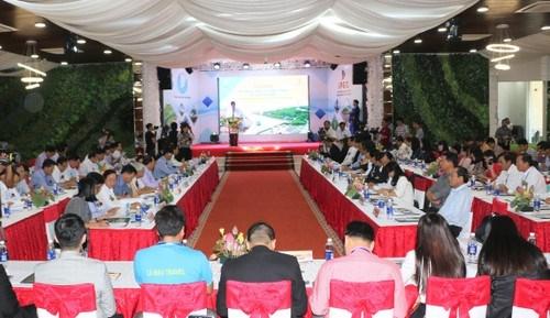 越南金瓯省促进与泰国和柬埔寨的旅游对接 hinh anh 1