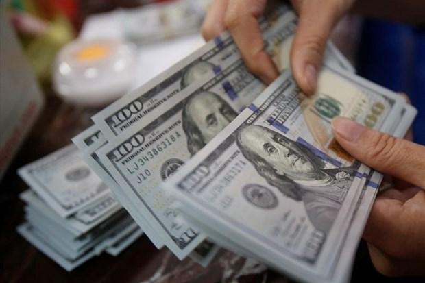 12月11日越盾对美元汇率中间价保持不变 hinh anh 1