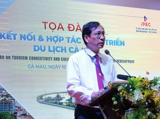 越南金瓯省促进与泰国和柬埔寨的旅游对接 hinh anh 2