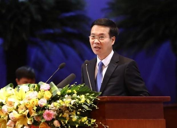 越共中央宣教部部长武文赏:世界多个国家评价越南模式值得学习 hinh anh 2