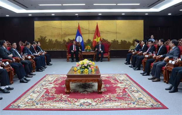 岘港市的发展经验有助于老挝更好地制定2020-2025年经济发展5年计划 hinh anh 1