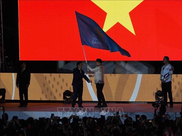 第30届东南亚运动会落幕 hinh anh 1