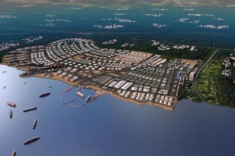 印尼将在爪哇岛以外兴建19个优先工业区 hinh anh 1