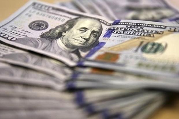 12月12日越盾对美元汇率中间价上调2越盾 hinh anh 1