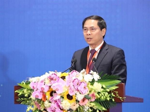 越南与外国非政府组织合作第四次国际会议开幕 hinh anh 2