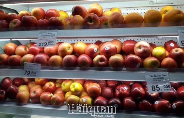 越南是美国苹果第五大出口市场 hinh anh 2