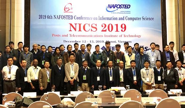 人工智能和网络安全成为2019年信息科学与计算机国际会议重点讨论话题 hinh anh 1