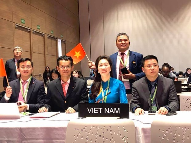 越南岱侬傣三族天曲正式被列入人类非物质文化遗产名录 hinh anh 3