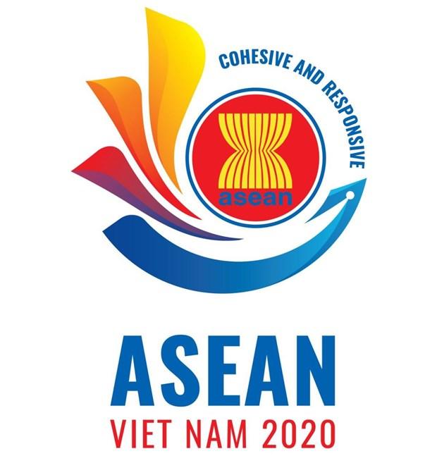2020东盟轮值主席国及齐心协力与主动适应目标 hinh anh 1