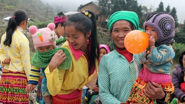 越南为人类在人权方面的共同价值做出积极贡献 hinh anh 1