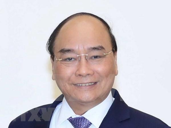 越南政府总理阮春福即将对缅甸进行正式访问 hinh anh 1