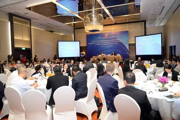 越南落实1982年《联合国海洋法公约》25周年:越南加强海洋国际合作(第三期) hinh anh 1