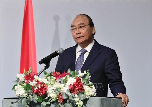 越南政府总理阮春福对缅甸进行正式访问:重视 越南与缅甸全面合作伙伴关系 hinh anh 1