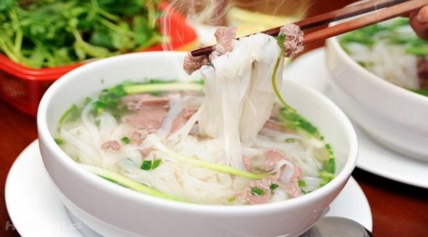 河粉——首都河内的美食精华 hinh anh 1