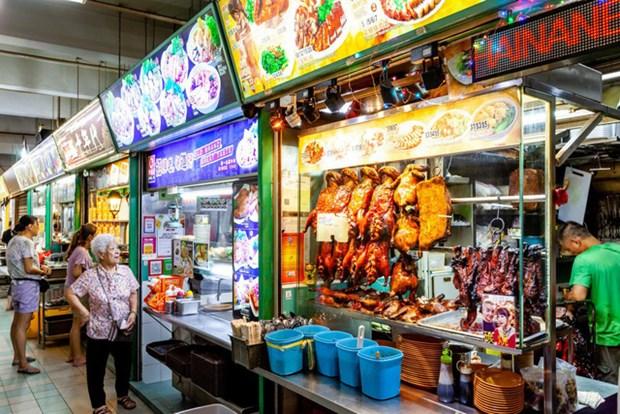 2019年全球食品安全指数报告:新加坡连续第二年位居榜首 hinh anh 1